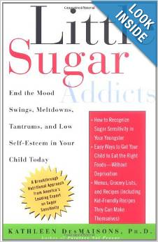 Little Sugar Addicts book img